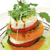 Caprese Salad- About Us