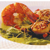 Shrimp and Scallop- About Us
